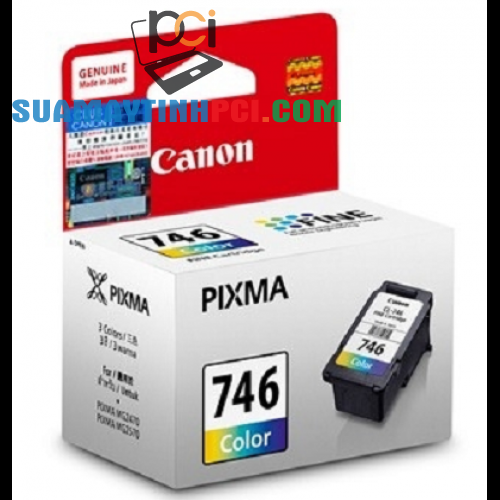Mực in Canon CL-746 dùng cho MG2470 Mg 2570 IP2870 IP2872 IP2870sColor Ink  Cartridge