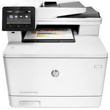 Bán Máy in Laser màu đa chức năng Wifi HP Color LaserJet Pro MFP M477FDW giá rẻ tại Hcm