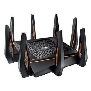 Router Wifi Băng Tần Kép ASUS GT-AX11000 - Hàng Chính Hãng