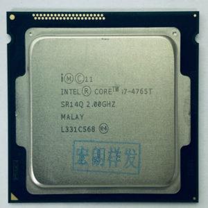 Bán CPU Intel Core i7 4765T (3.00GHz, 8M, 4 Cores 8 Threads) TRAY chưa gồm Fan giá rẻ tại Hcm