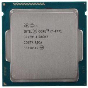 Bán CPU Intel Core i7 4771 (3.90GHz, 8M, 4 Cores 8 Threads) TRAY chưa gồm Fan giá rẻ tại Hcm