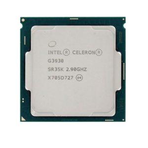 Bán CPU Intel Celeron G3930 (2.90GHz, 2M, 2 Cores 2 Threads) TRAY chưa gồm Fan giá rẻ tại Hcm