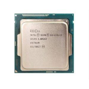 Bán CPU Intel Xeon E3 1231v3 (3.80GHz, 8M, 4 Cores 8 Threads) TRAY chưa gồm Fan giá rẻ tại Hcm