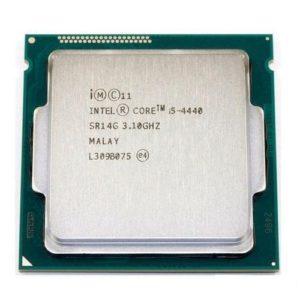 Bán CPU Intel Core i5 4440 (3.30GHz, 6M, 4 Cores 4 Threads) TRAY chưa gồm Fan giá rẻ tại Hcm