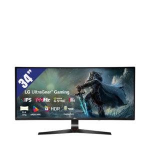 """Bán Màn hình cong LG 34"""" 34GL750-B.ATV (2560 x 1080/IPS/144Hz/1 ms/G-Sync) giá rẻ tại Hcm"""