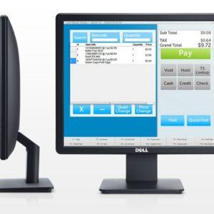 Bán Màn hình LCD 17'' Dell E1715S Chính Hãng giá rẻ tại Hcm