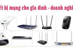 Thiết Bị Mạng Internet wifi