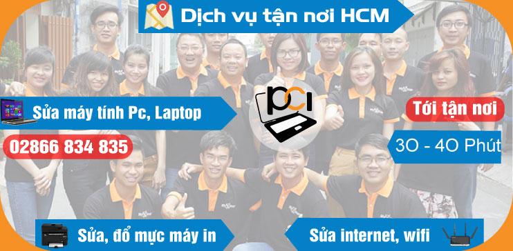 Công ty sửa máy tính PCI
